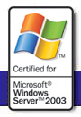 Windows Server 2003 Certified